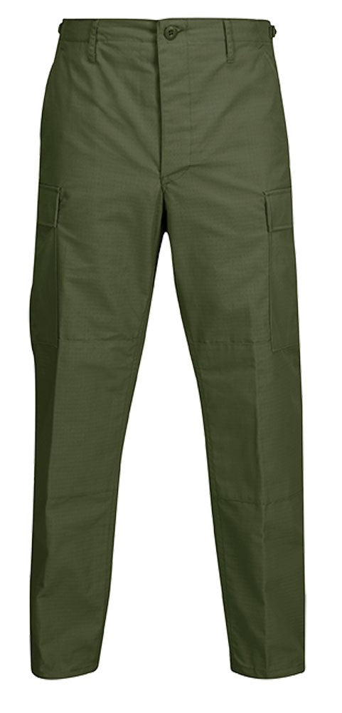BDU PANT OD 100% COTTON - 1559