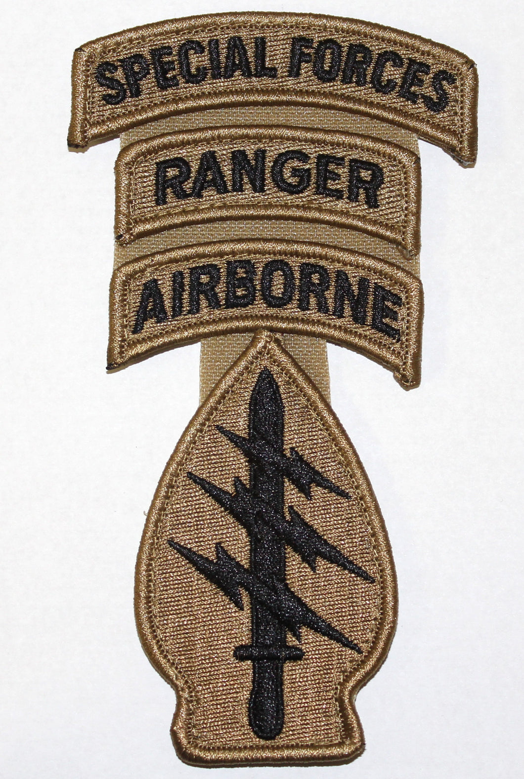 PATCH SF W/ABN, SF, RNGR OCP - 2253F