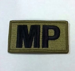 PATCH M.P. PLACARD OCP - 2268A