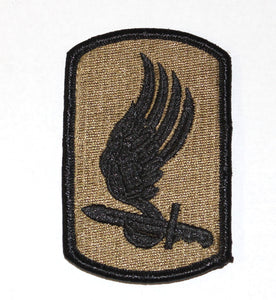 PATCH 173RD AIRBORNE OCP - 2287A