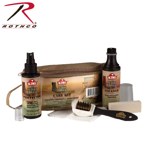 KIWI DESERT BOOT CARE KIT - 280-015