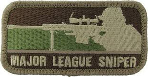 NOV PATCH MAJOR LEAGUE M/C - 3074