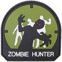 NOV PATCH ZOMBIE HUNTER M/C - 3085