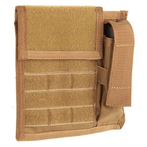 ADMIN/FLASHLIGHT POUCH COYOTE - 37CL114CT
