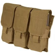 POUCH M4/M16 TRIPLE MAG COYOTE - 37CL04CT