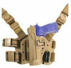 HOLSTER SERPA TACT COYOTE R/H - 430504CT-R