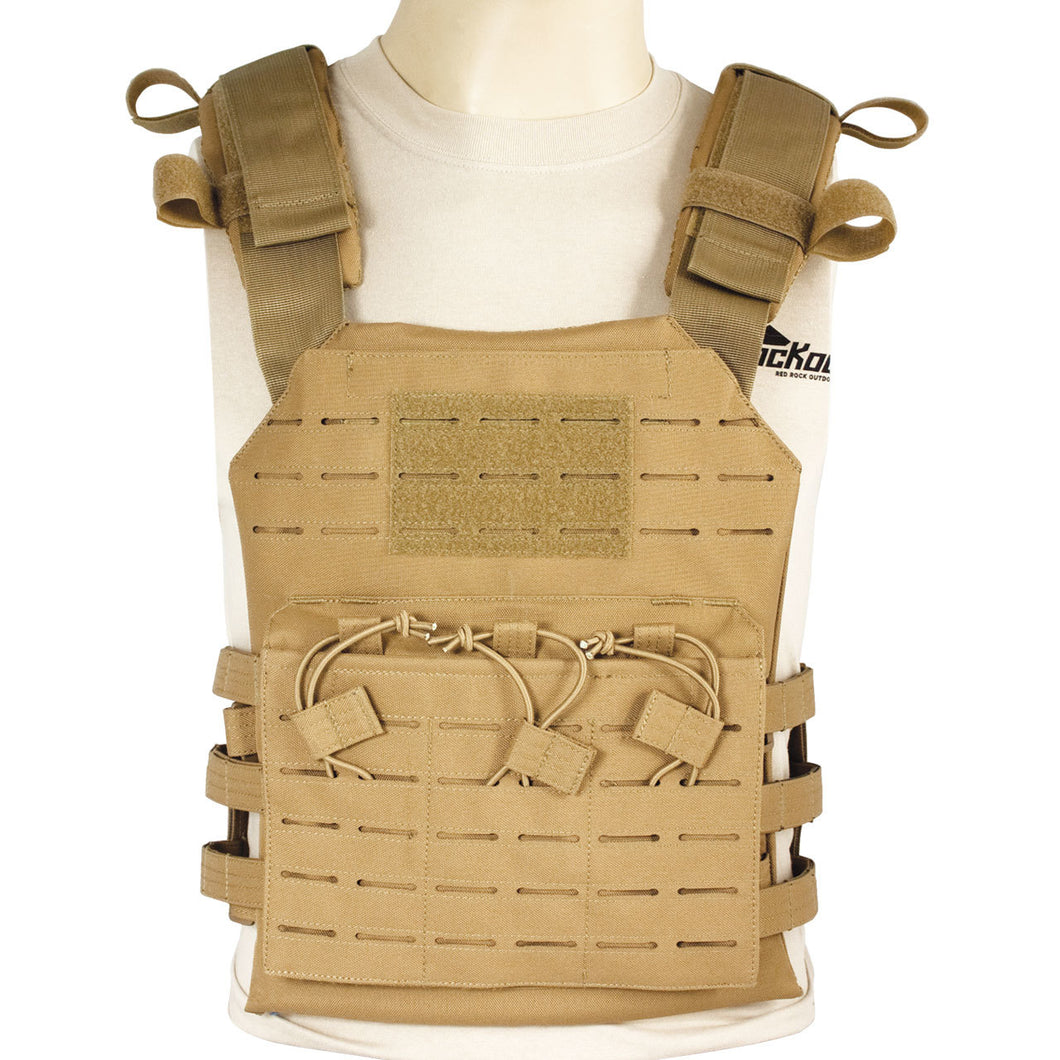 PLATE CARRIER LASER CUT COYOTE - 523COY