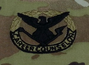 CAREER COUNSELOR BADGE OCP - 5907A