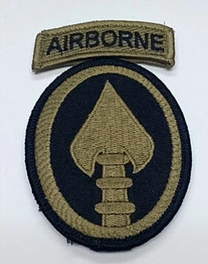 PATCH SOCOM (SPEAR) W/TAB OCP - 6107C