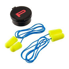 PELTOR DISPOSABLE EAR PLUGS - 97081