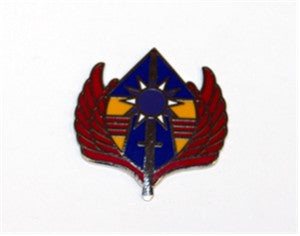 CREST 92nd CIVIL AFFAIRS BN - DUI-0092J