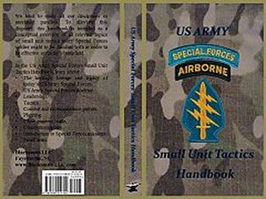 BOOK US ARMY SPEC FORCES - USASFSUT