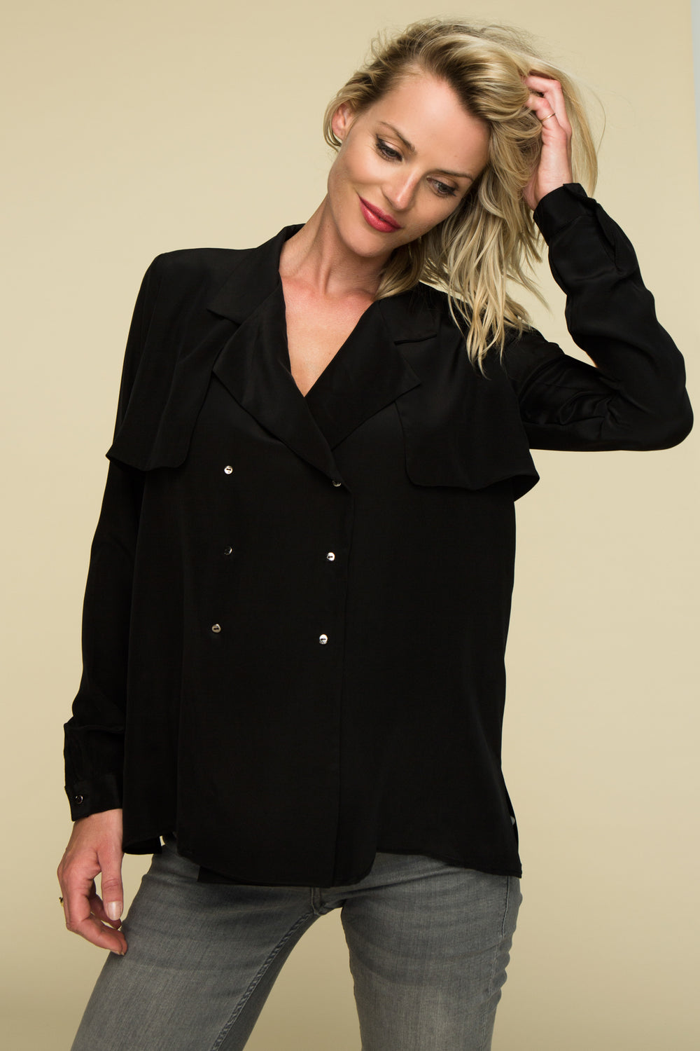 Crosby blouse