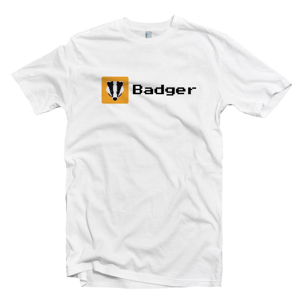 Badger DAO Cryptocurrency Logo T-shirt