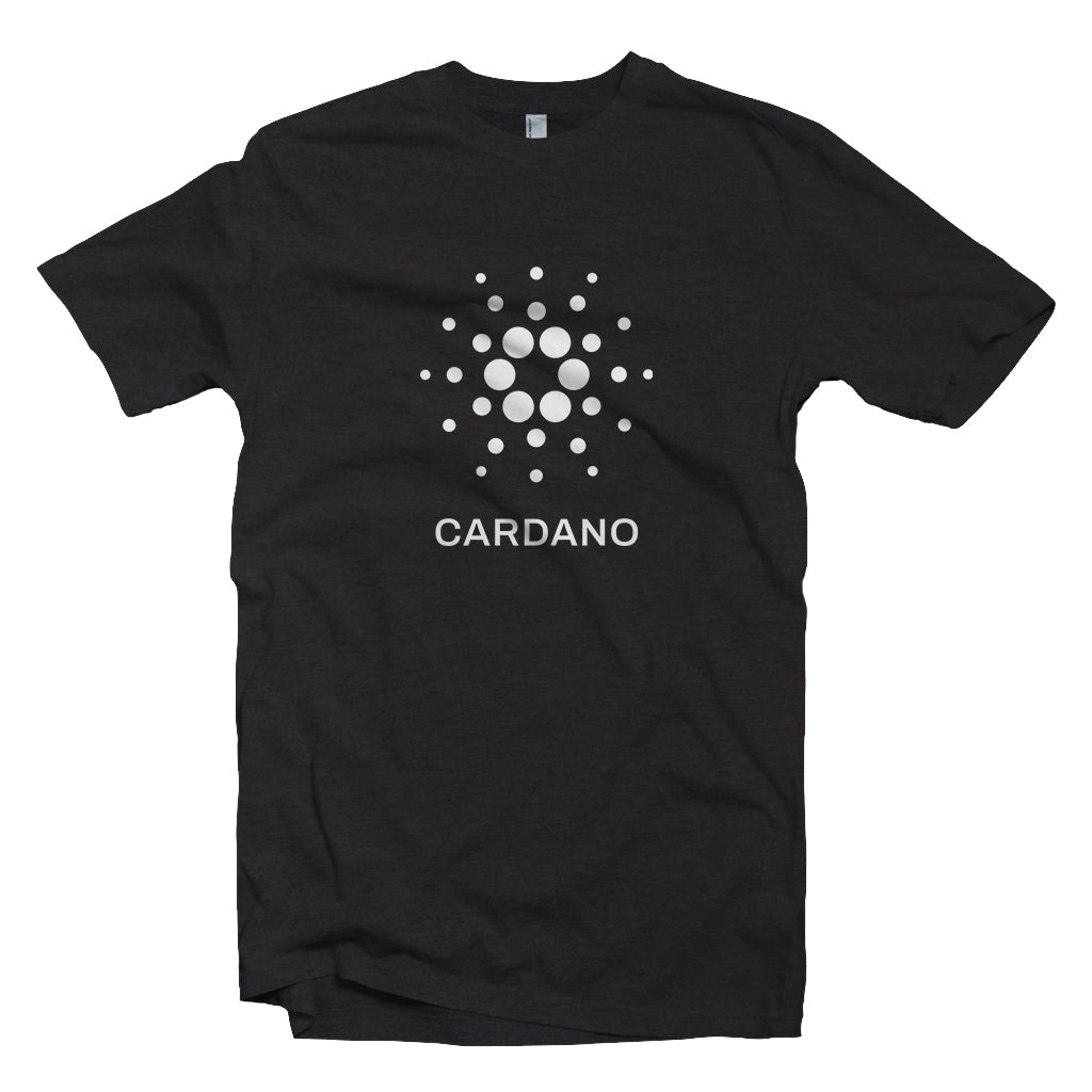 Cardano (ADA) Cryptocurrency Symbol T-shirt