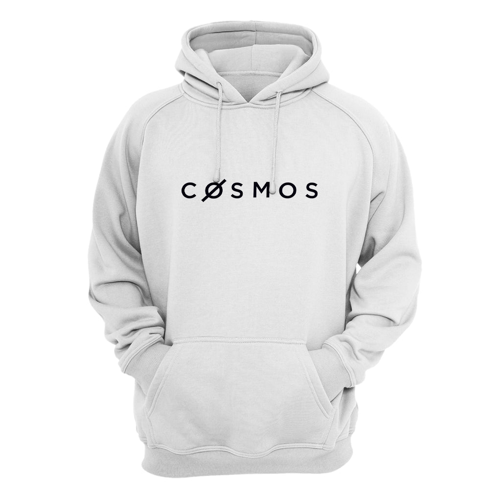 Cosmos (ATOM) Cryptocurrency Symbol Hooded Sweatshirt