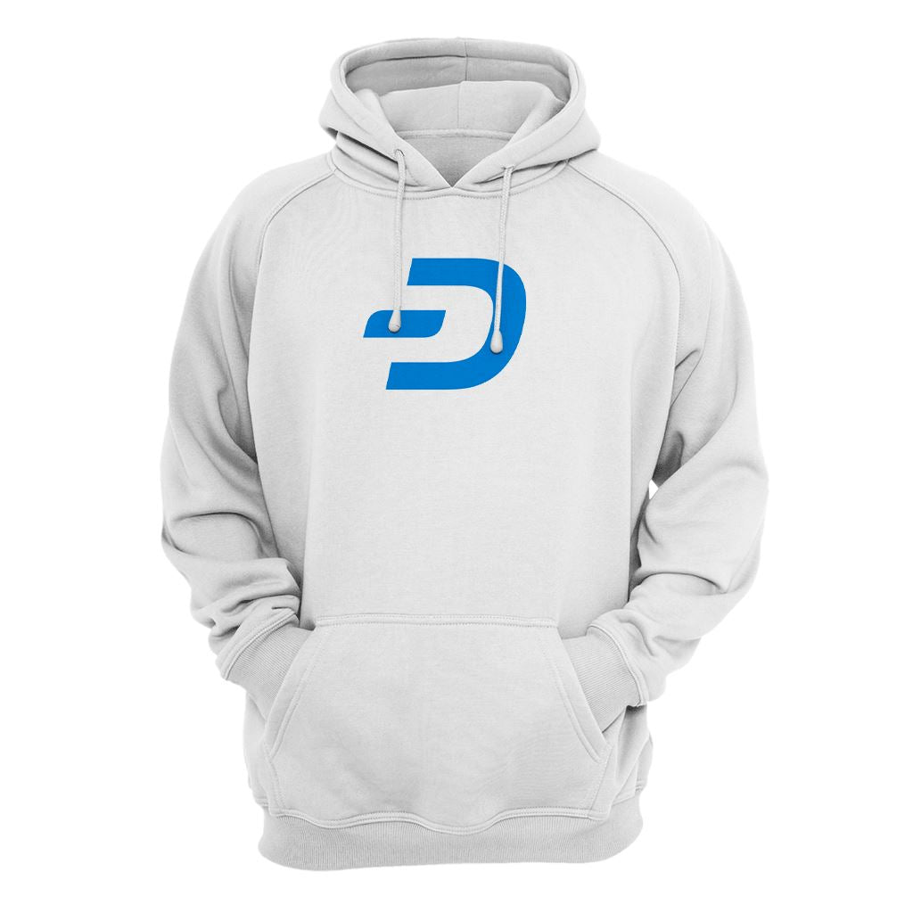 Dash Cryptocurrency Symbol Hoodie
