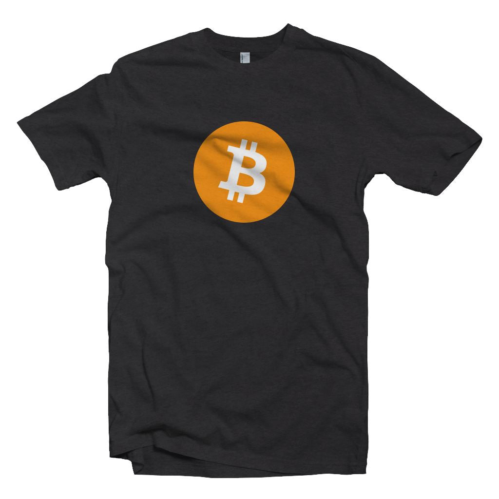 Original Bitcoin Logo T-Shirt2 - Crypto Wardrobe Bitcoin Ethereum Crypto Clothing Merchandise Gear T-shirt hoodie