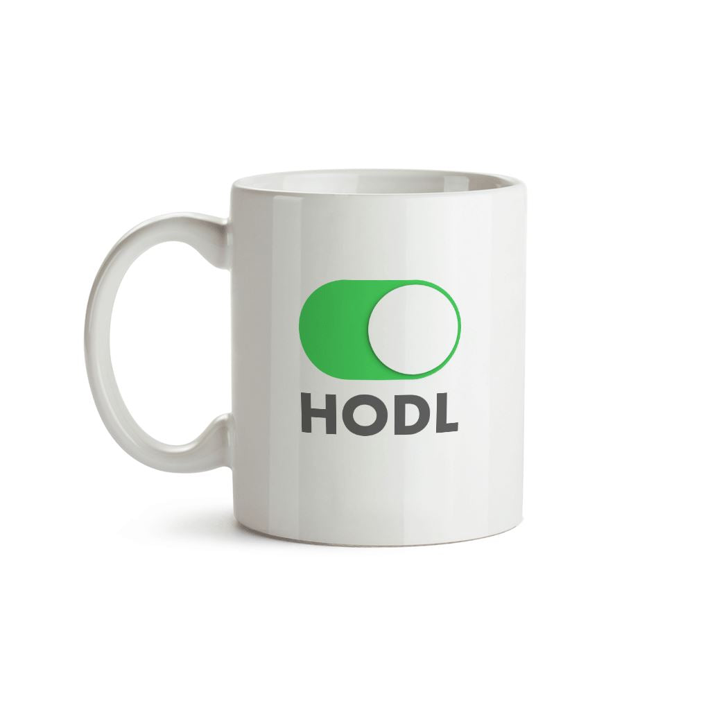 Hodl Switch Mug - Crypto Wardrobe Bitcoin Ethereum Crypto Clothing Merchandise Gear T-shirt hoodie