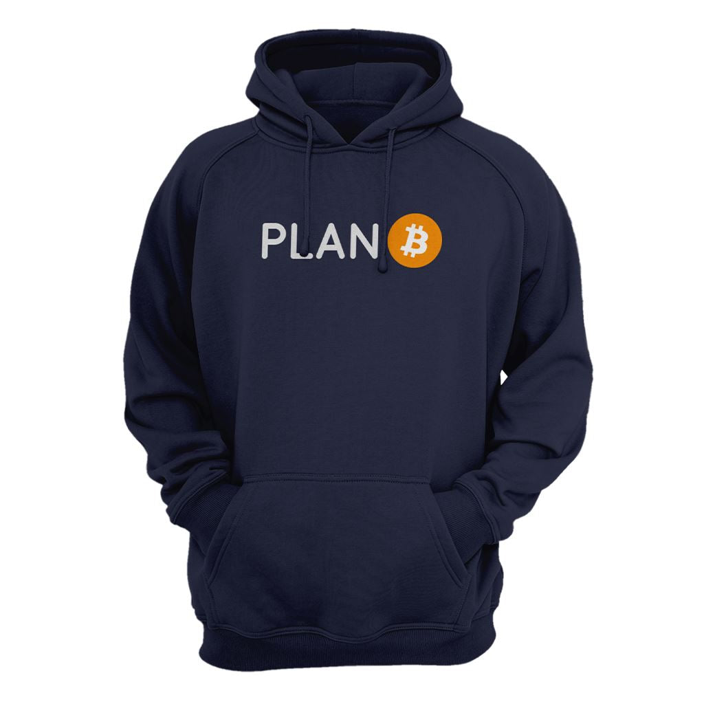 Plan Bitcoin Hoodie - Crypto Wardrobe Bitcoin Ethereum Crypto Clothing Merchandise Gear T-shirt hoodie