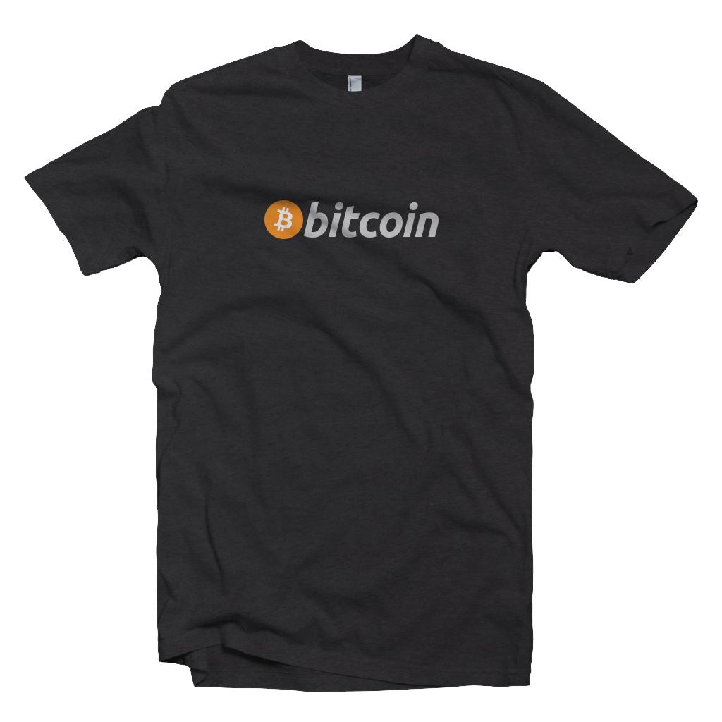 Bitcoin Logo T-Shirt2 - Crypto Wardrobe Bitcoin Ethereum Crypto Clothing Merchandise Gear T-shirt hoodie