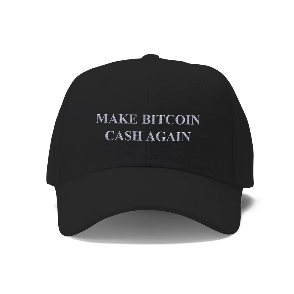 Make Bitcoin Cash Again, BCH Crypto Hat