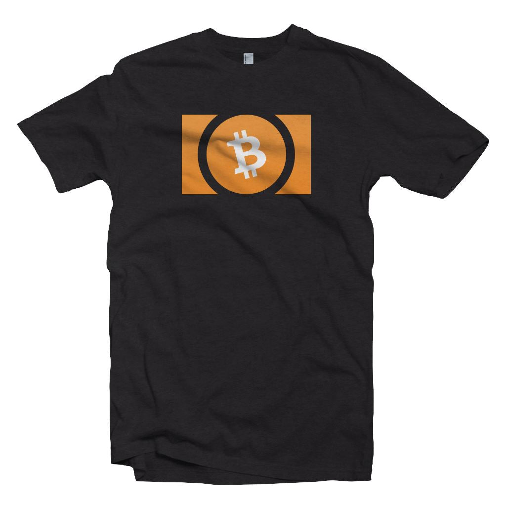 Bitcoin Cash BCH Cryptocurrency Symbol T-shirt