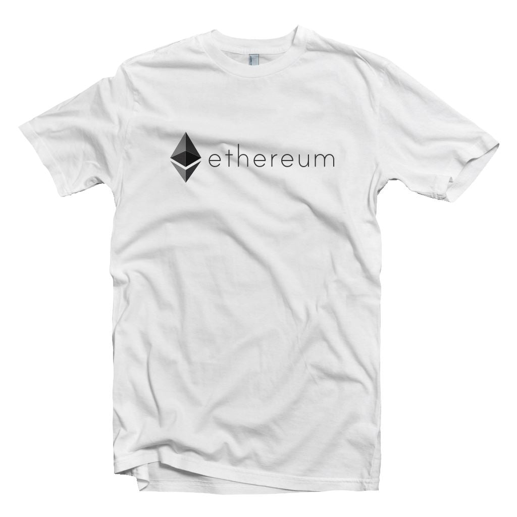 Ethereum Symbol Logo T-shirt T-Shirt2 - Crypto Wardrobe Bitcoin Ethereum Crypto Clothing Merchandise Gear T-shirt hoodie