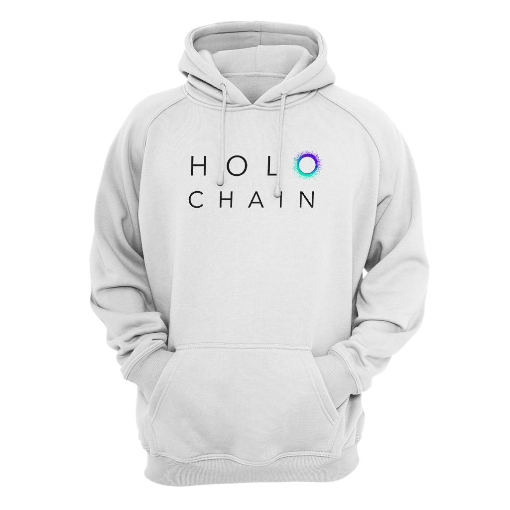 Holochain HOT Cryptocurrency Logo Hoodie
