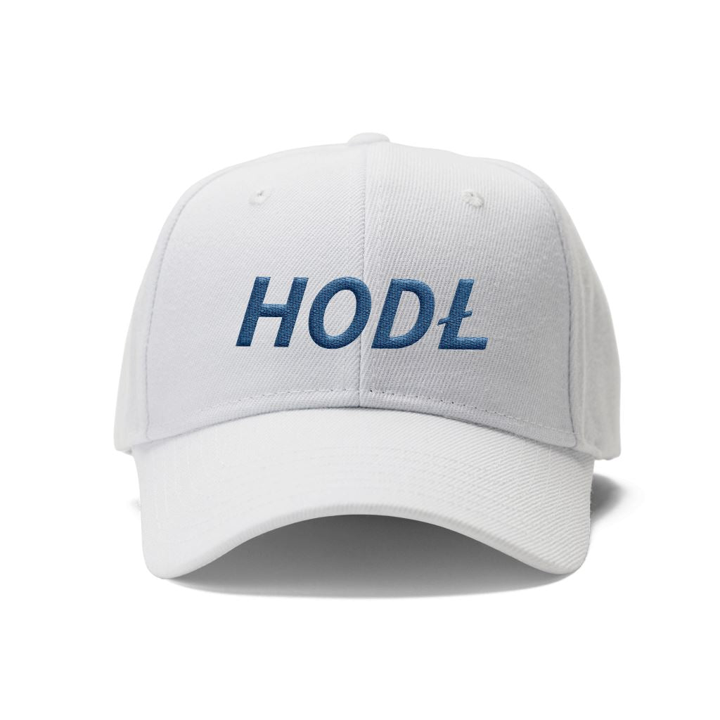 Hodl Litecoin LTC Cryptocurrency Hat