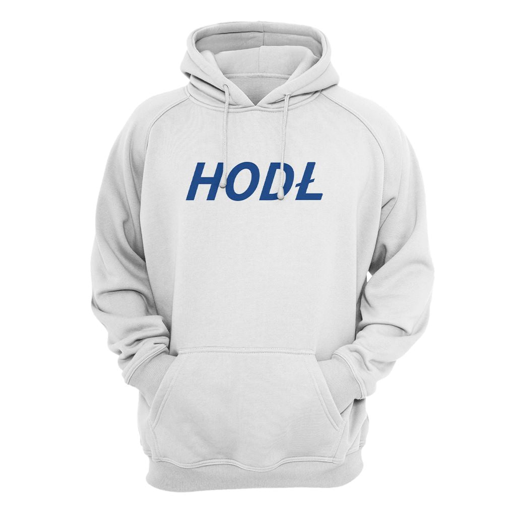 Hodl Litecoin LTC Cryptocurrency Hoodie