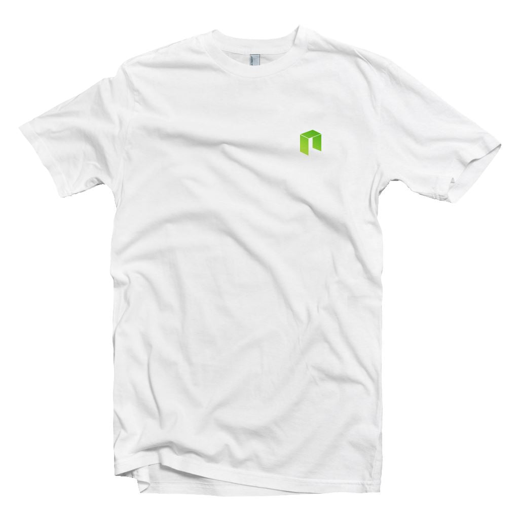 Neo Cryptocurrency Logo Polo T-shirt