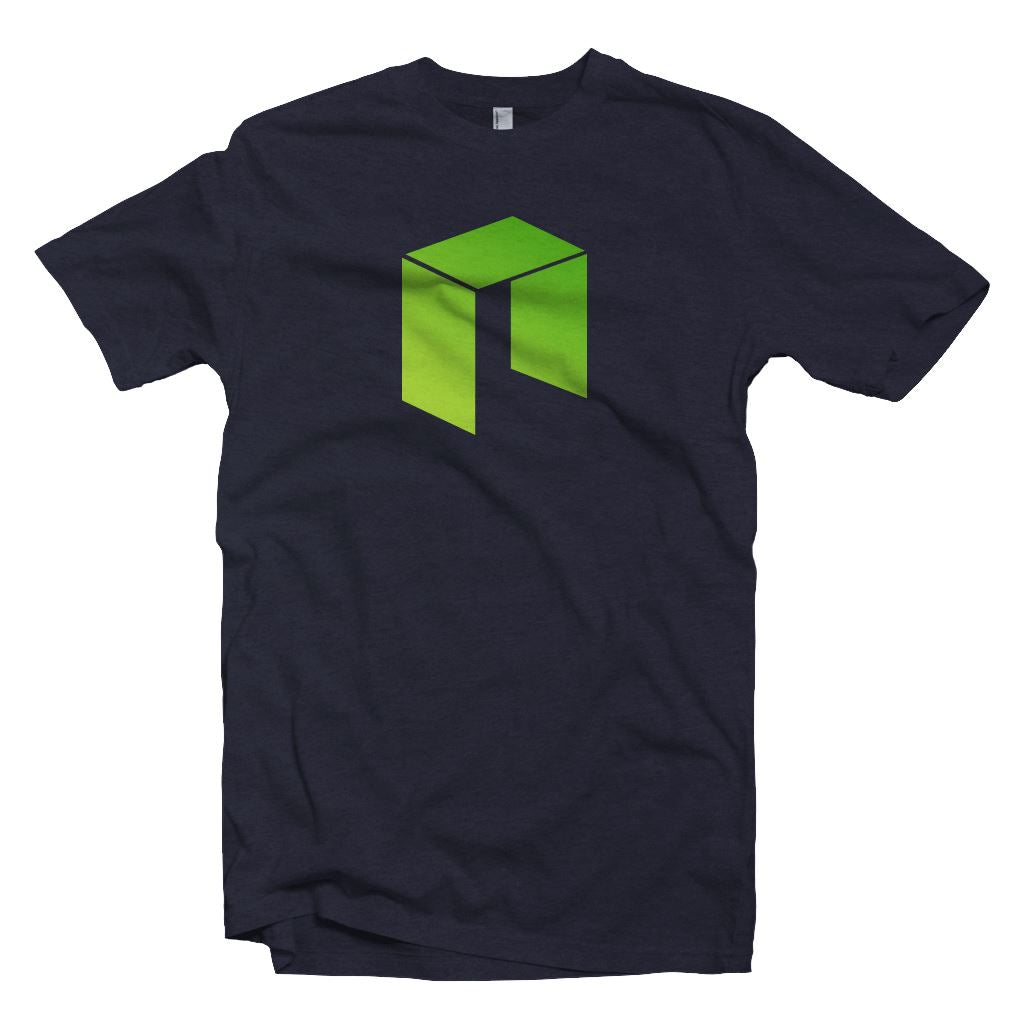 Neo Cryptocurrency Logo Symbol T-shirt