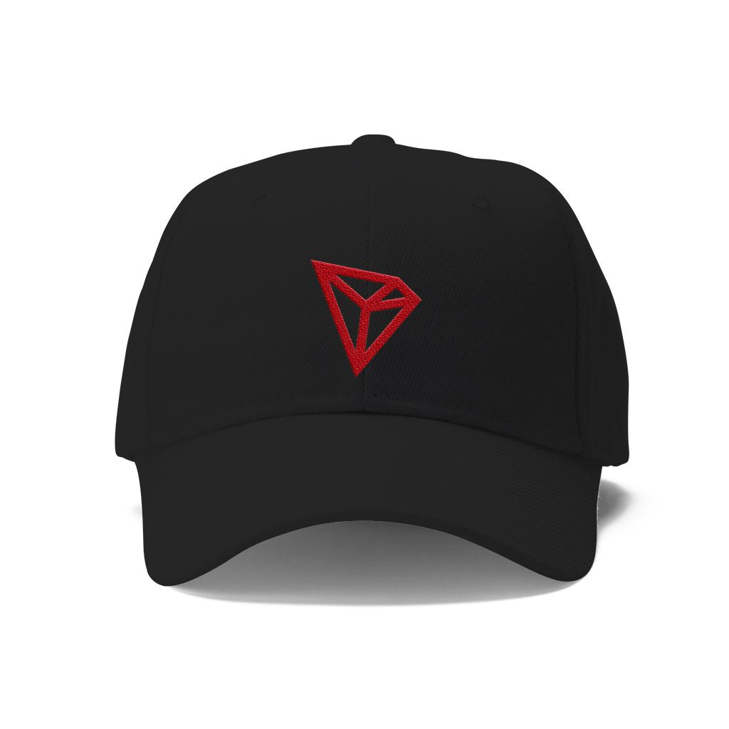 Tron TRX Cryptocurrency Symbol Hat