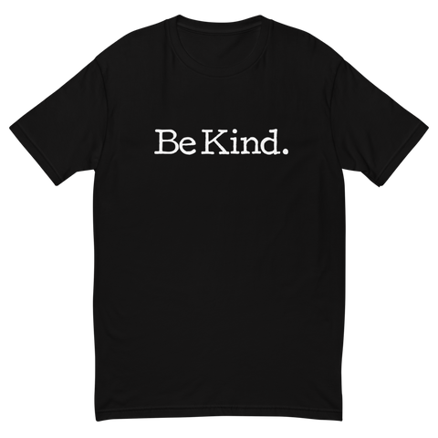 Be Kind Black T-Shirt