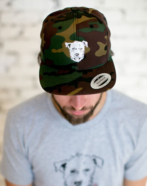Boris Hat in Camo