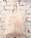 "Boris & Horton ""Breed Meetup"" Tote Bag"