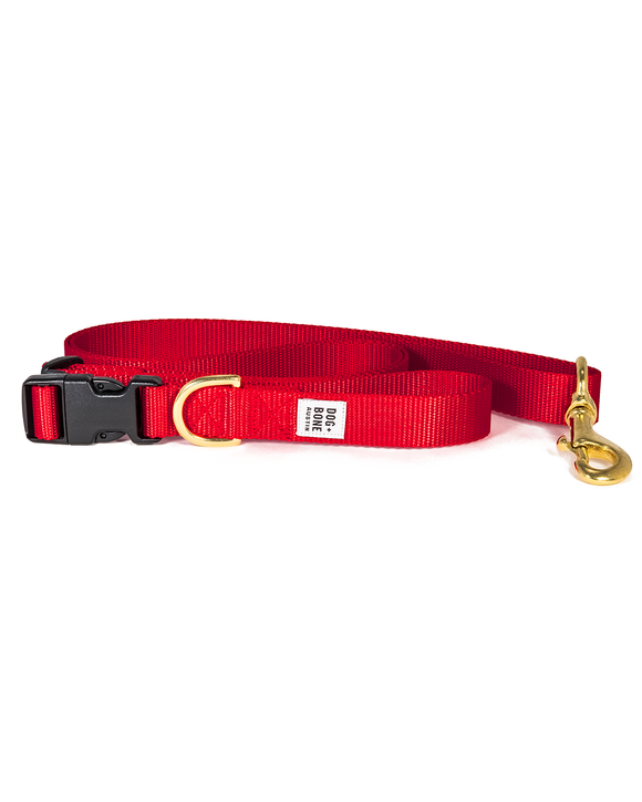 Dog + Bone Adjustable Leash