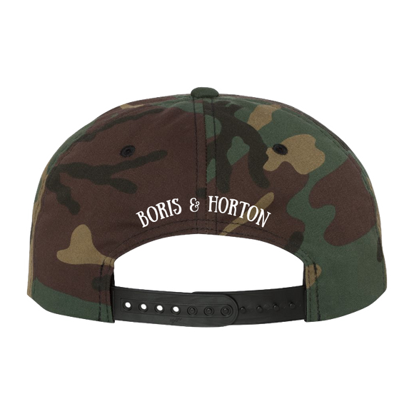 Horton Hat in Camo