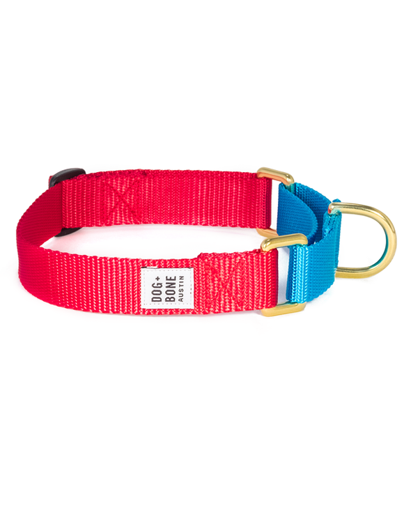 Dog + Bone Martingale Collar