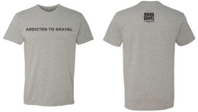 Addicted to Gravel - Unisex Heather Gray (Shipping Included)