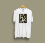 WTF Monument n°3 - Short Sleeve Front Print T-shirt - White