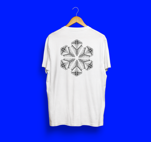 Hex - Short Sleeve back Print T-Shirt