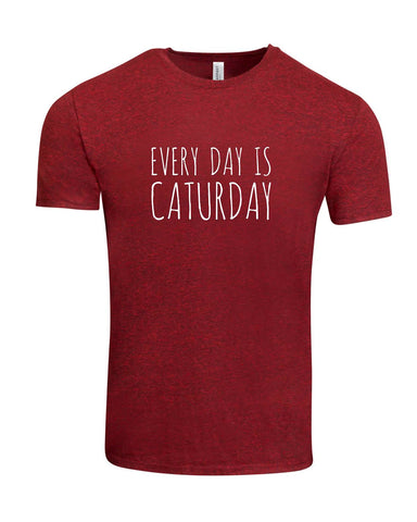 Everyday is Caturday, Unisex Tee