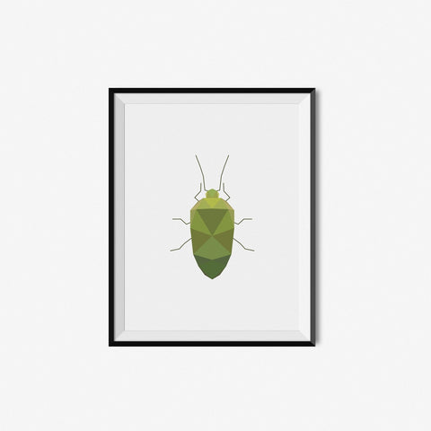 Bug - Geometric Art
