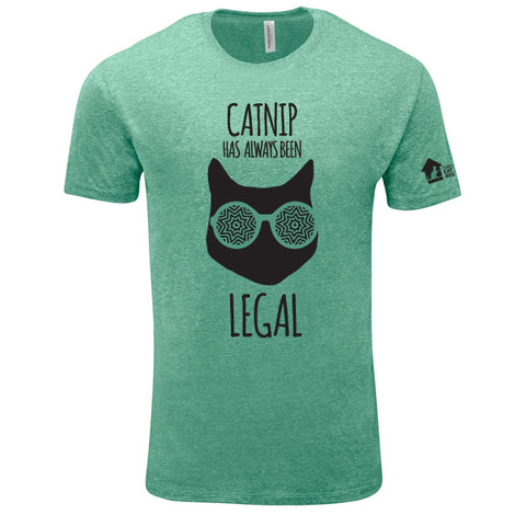 Catnip Has Always Been Legal, Unisex