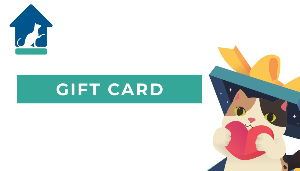 Toronto Cat Rescue Online Shop Gift Card