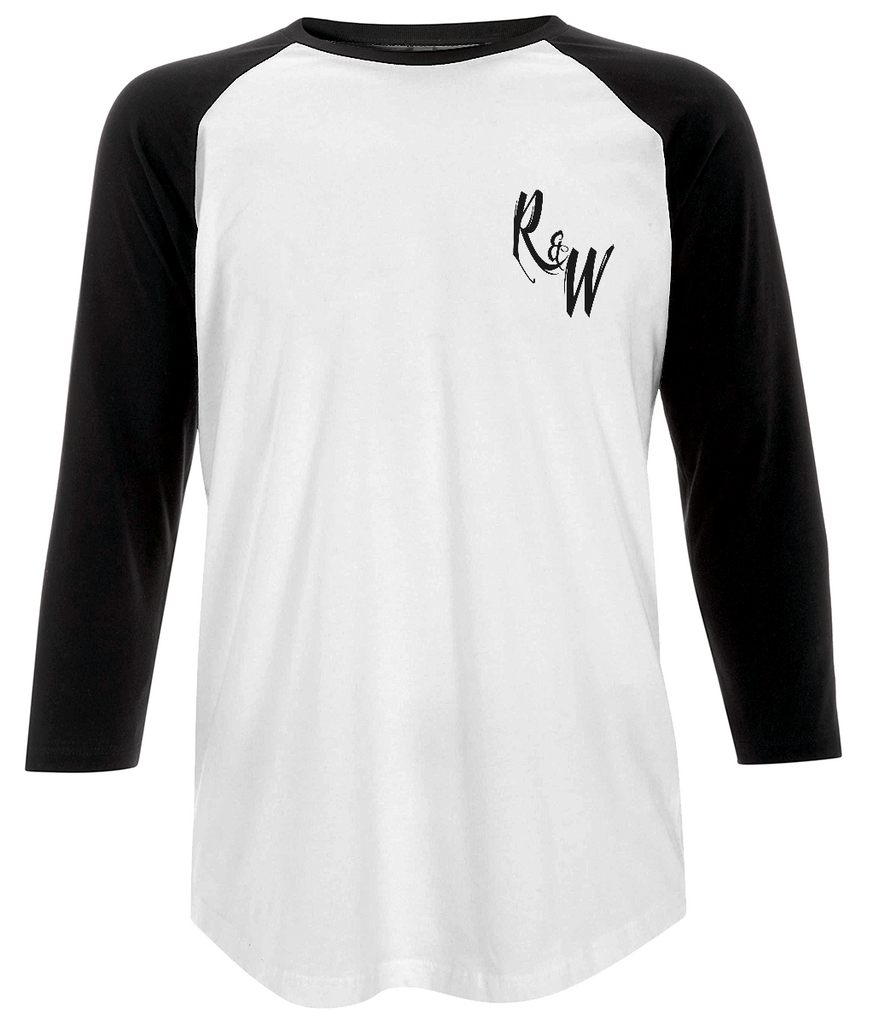 R&W Double Sided Baseball Tee