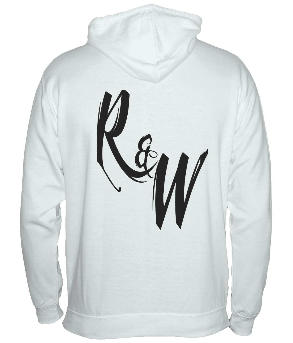 Rock & Whiskey Double Sided Hoodie