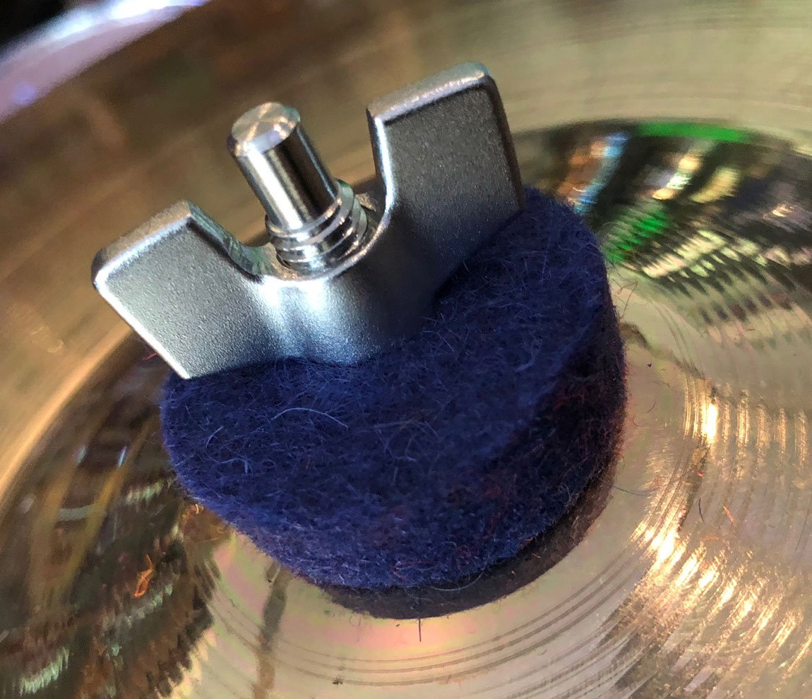RAW Fine Cymbal Felts